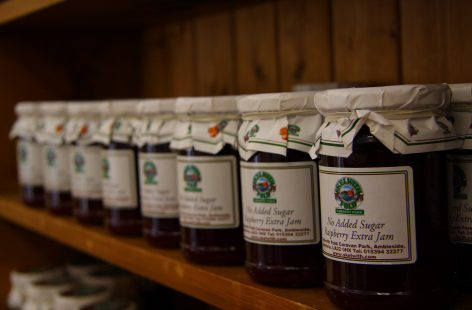 10% OFF Own Label Jams & Marmalades & Chutneys at Skelwith Fold Shop