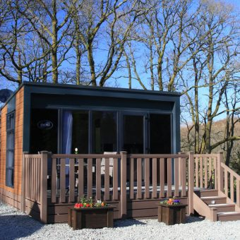 Stay in one of our luxury Hideaways at Skelwith Fold