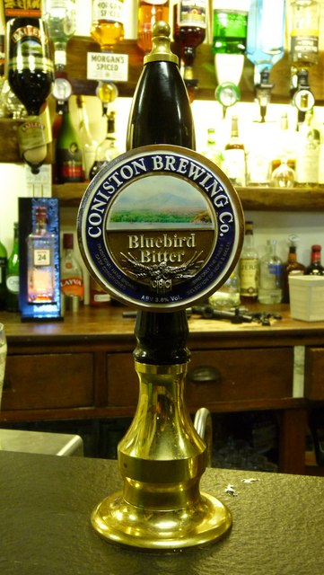 Try some Coniston Brewing Company beer whilst visiting Coniston