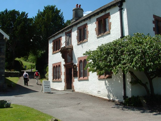 Visit Hawkshead Grammar School Museum whilst staying at Skelwith Fold