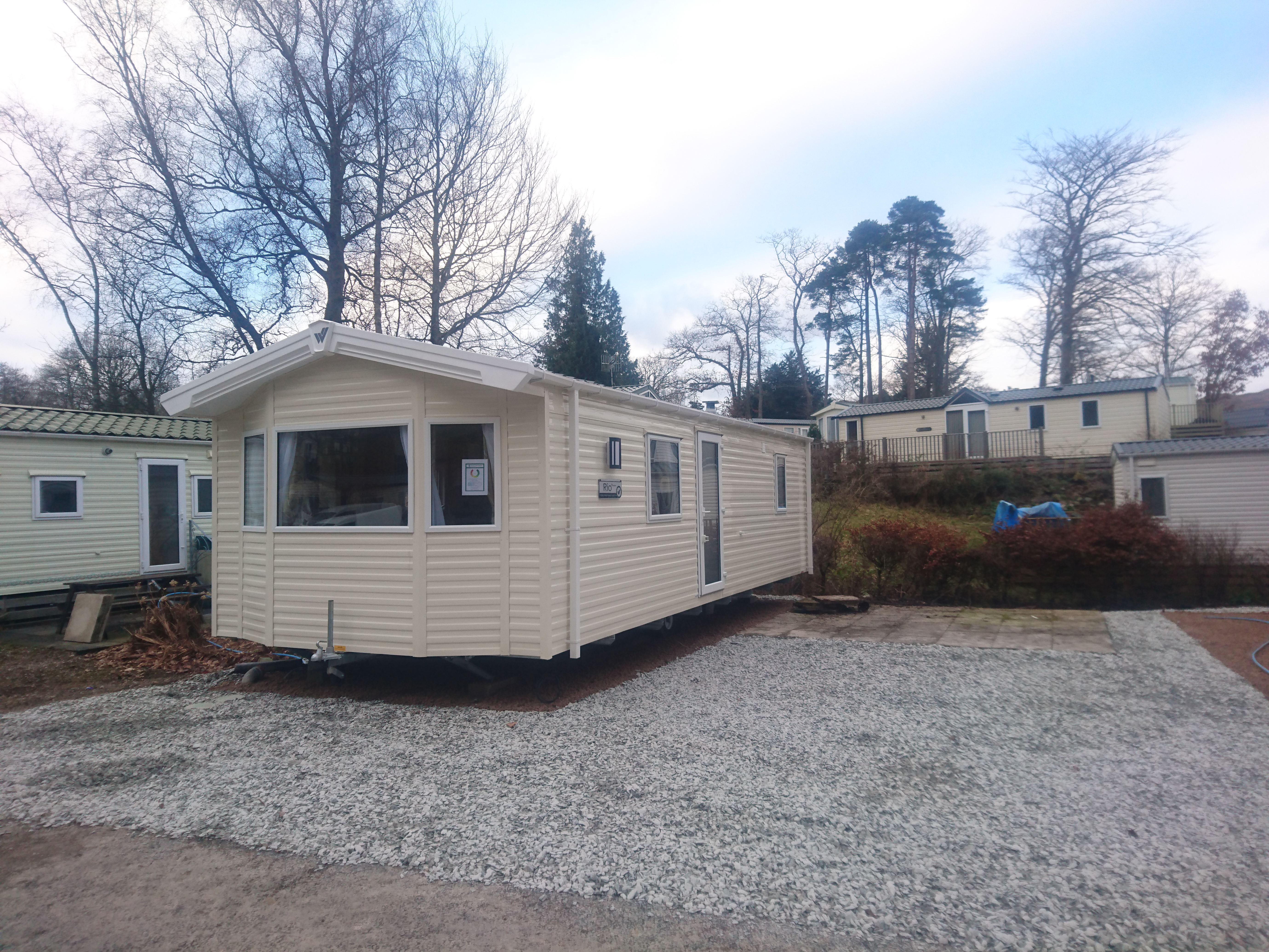 Willerby Rio Premier at Skelwith Fold Caravan Park