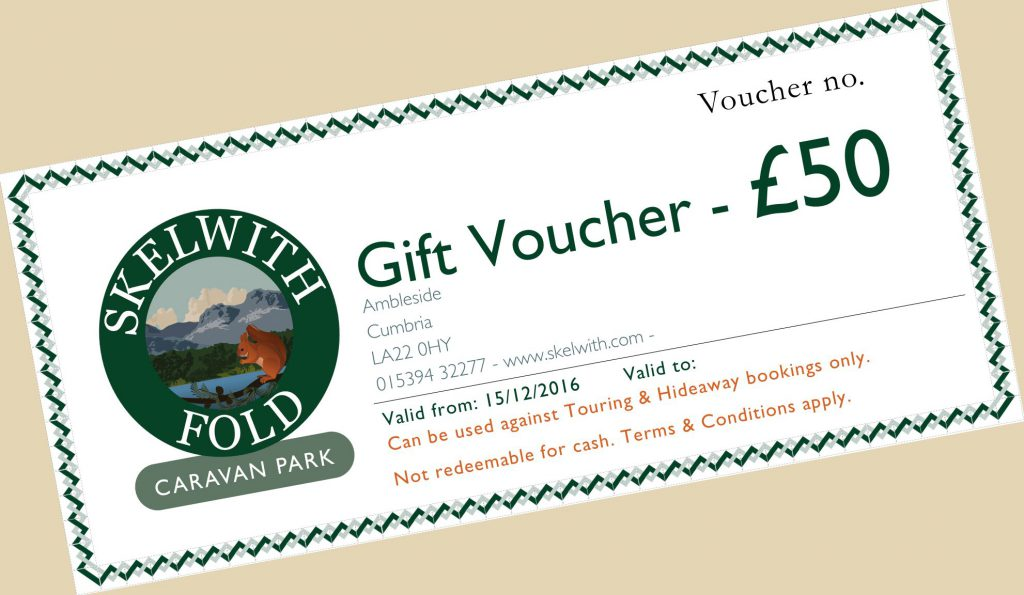 Skelwith Fold Vouchers