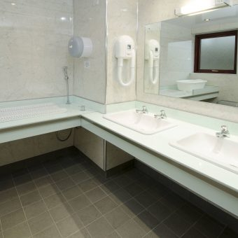 Baby Changing Facilities at Skelwith Fold Caravan Park