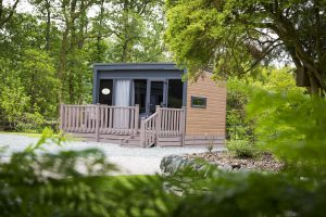 Swift S-Pod Hideaway Glamping Pod Lake District