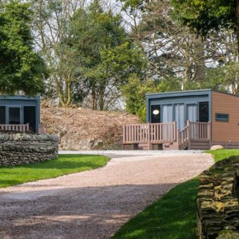 Hideaways at Skelwith Fold Caravan Park