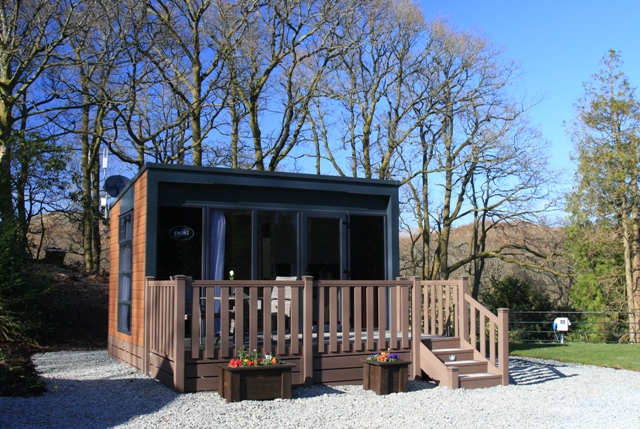 Hideaways and luxury camping in the Lake District