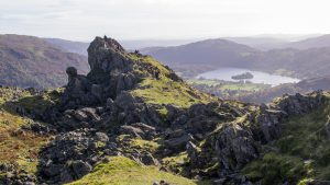 Things to Do in Grasmere – Helm Crag