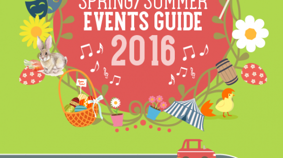 Spring/Summer Events Guide 2016