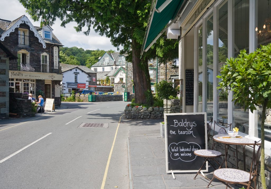 Enjoy a bike ride to Grasmere from Skelwith Fold Caravan Park