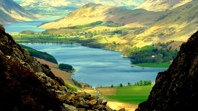 Beautiful Lake District Views