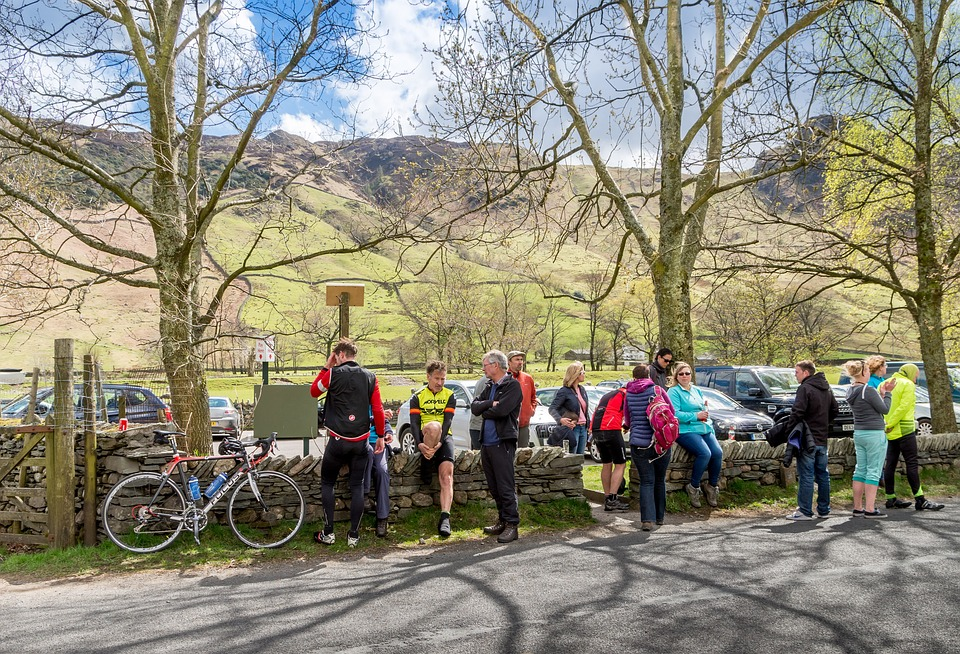 Visit the Lake District on your bike from Skelwith Fold Caravan Park