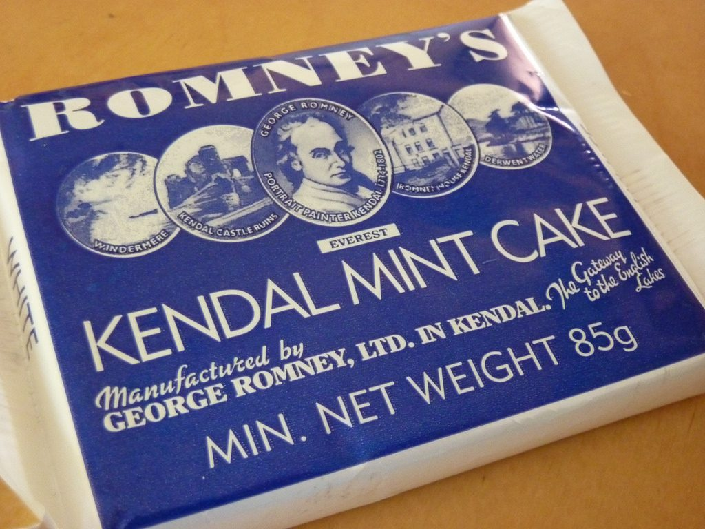 Visit Kendal Mint Cake whilst staying at Skelwith Fold Caravan Park