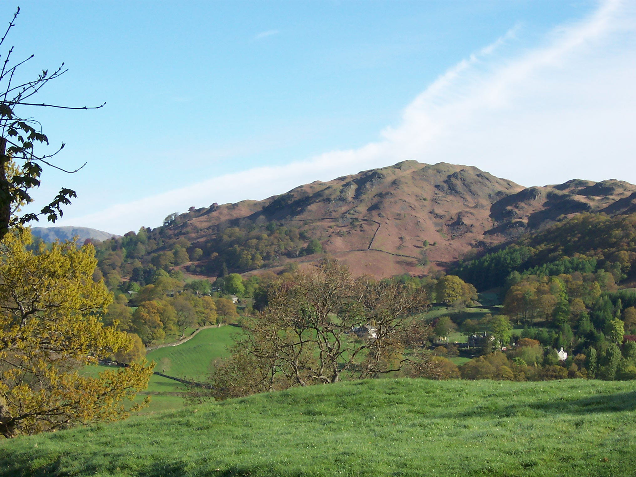 Best Walks in the Lake District - Skelwith