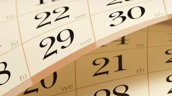 2017 Events Calendar at Skelwith Fold Caravan Park