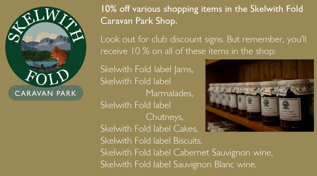 10% off selected items in the Skelwith Fold shop