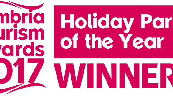 Cumbria Tourism Awards 2017 Holiday Park of the Year Winner