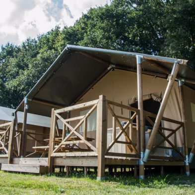 Glamping - Safari Tents