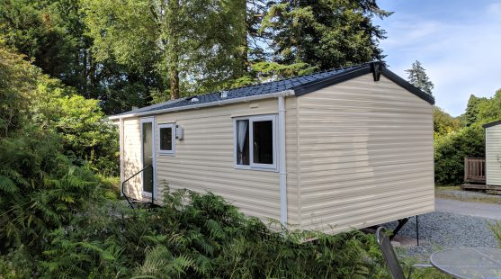 One bedroom Delta Glade Holiday Home