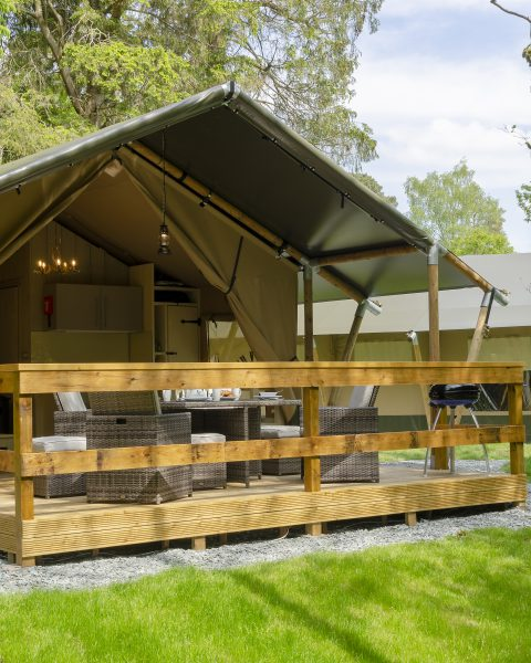 Lake District Safari Tents