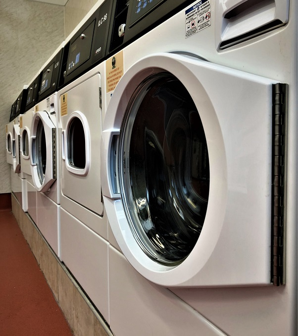 Washing Machines at Skelwith Fold Caravan Park