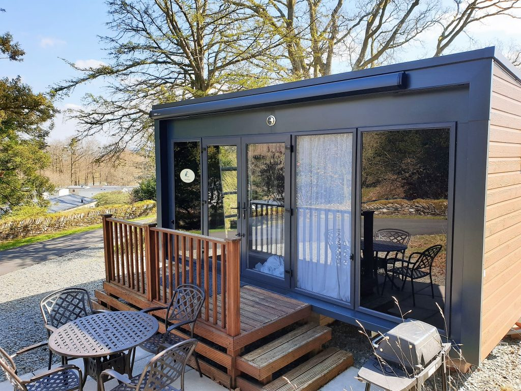 Glamping Pods | Luxury Camping Lake District | Skelwith Fold