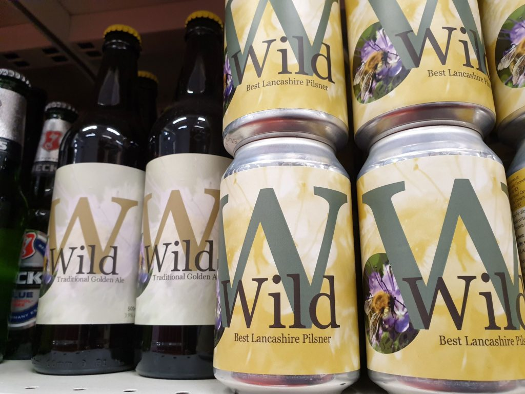 Wild Ale and Wild Pilsner