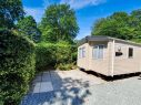 Regal Lulworth 2020 on Pitch 33 at Skelwith Fold Caravan Park - Patio space