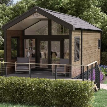 Skelwith Fold Family Glamping Hideaway