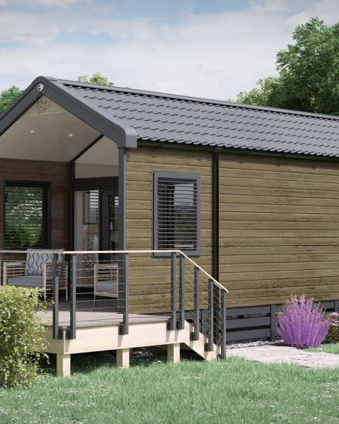 Family Hideaway Glamping Pods