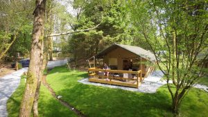 Skelwith Fold Safari Tents Glamping
