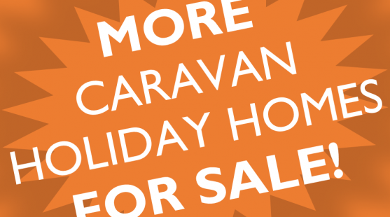 More Caravan Holiday Homes For Sale!